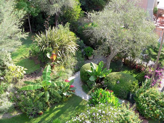 Gianmarco bernocchi garden designer progettare giardini - Giardino tropicale ...