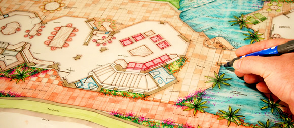 Progettazione e realizzazione giardini progettare giardini for Progettare giardini online