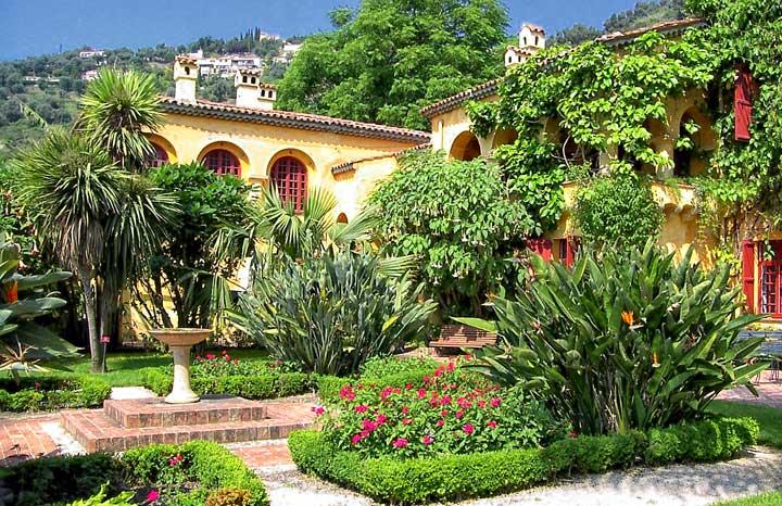 Giardini progettare giardini - Giardino tropicale ...