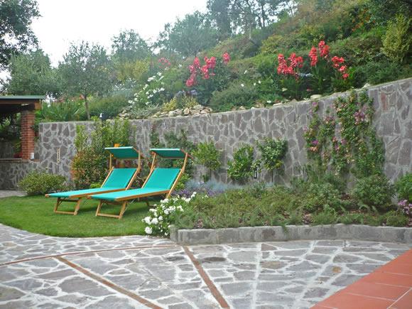 Progetto giardino mediterraneo a sorbolo progettare giardini - Progetto giardino mediterraneo ...