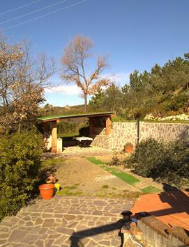Progetto giardino mediterraneo a Sorbolo — Progettare Giardini