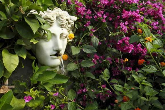 Riqualificazione di un giardino storico