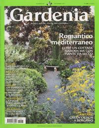 Gardenia verde d'autore Mediterraneo romantico