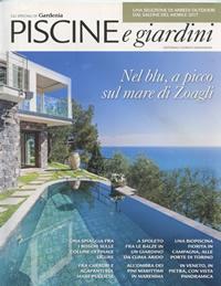 Gardenia giardino con piscina a picco sul mare